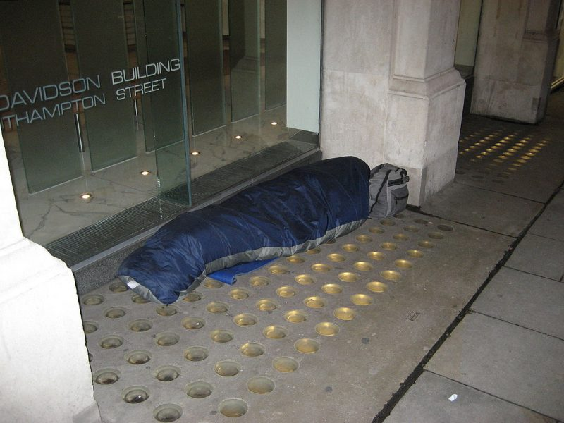 As Homelessness in the UK Grows at Alarming Rate, so Does Death Toll