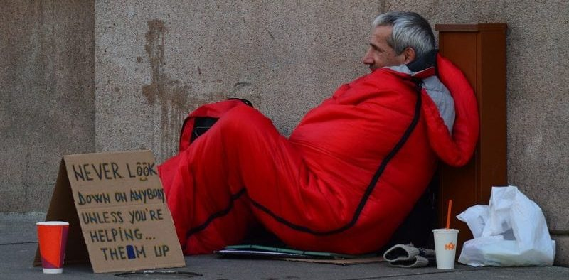 UK Homeless