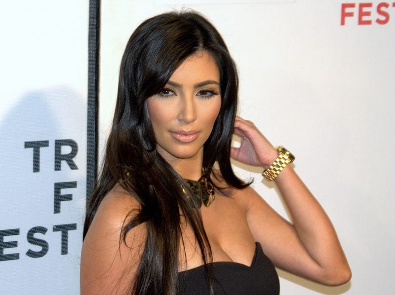 Is Kim Kardashian Becoming the New Face For Prison Reform?