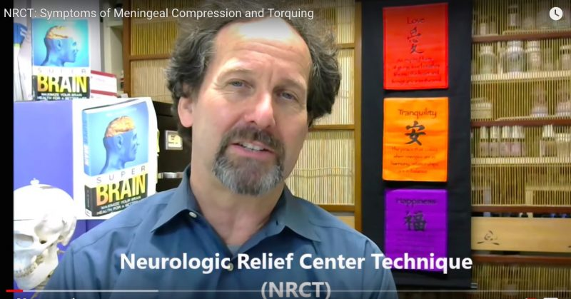 Parkinsons, MS, & Other Conditions — What is Meningeal Compression?