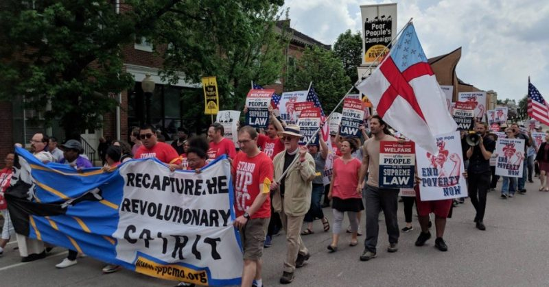 'Time for a Moral Confrontation': Poor People's Campaign Launches With Local Rallies Nationwide