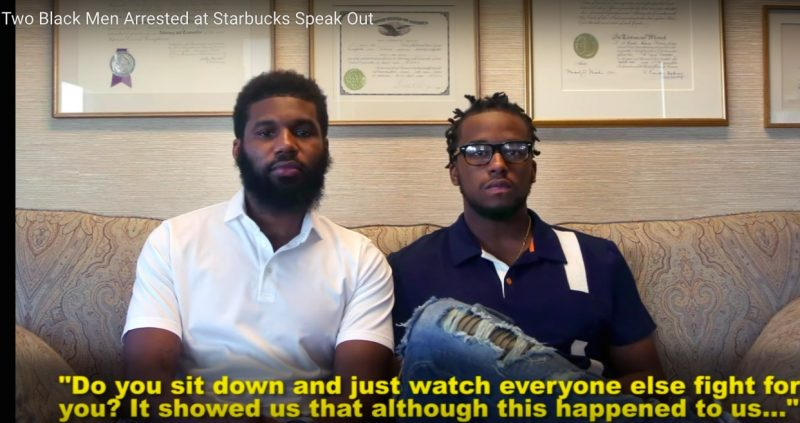 Settlement for Men Arrested at Starbucks Pledges $200,000 to Philadelphia Youth Entrepreneurship Program