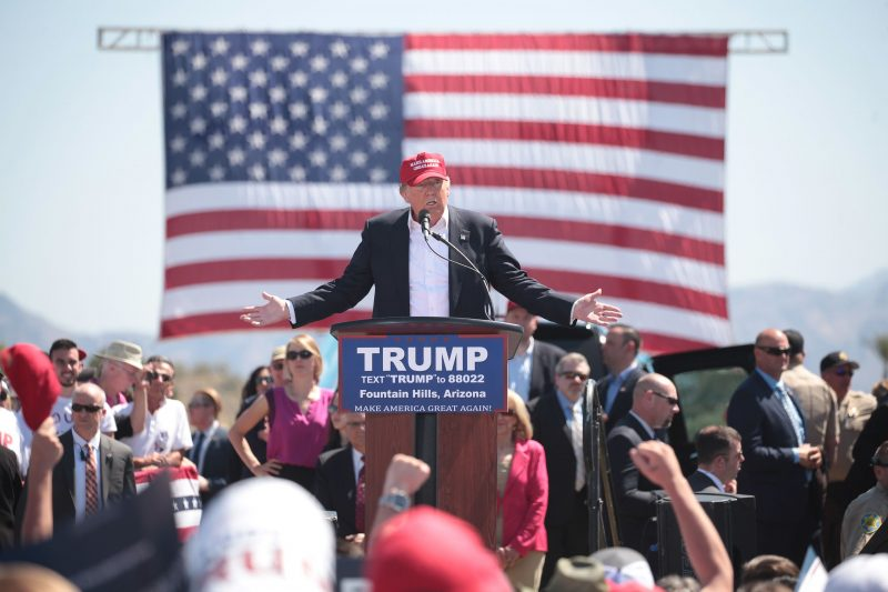 The Trump Presidency As Religious Cult? Not As Weird As You Might Think