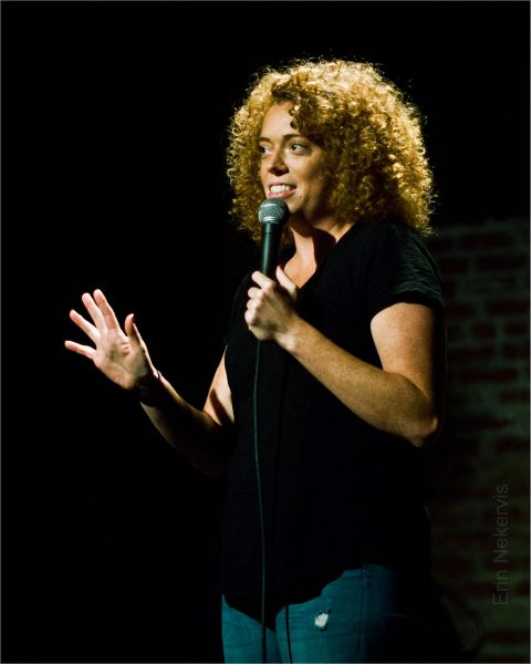 Michelle Wolf Upset Some People. Good.
