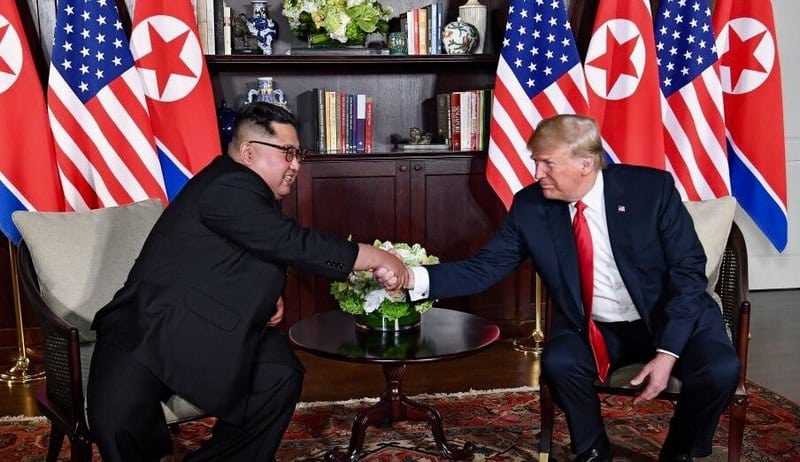 A Korean War Veteran's View Of The Summit: It Wasn't All For Show