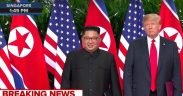 Trump Kim Jong-un summit