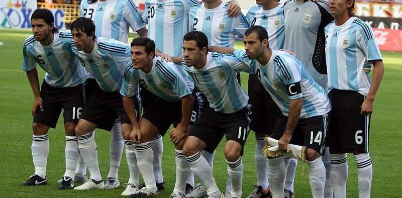 Argentina soccer team cancels game with Israel