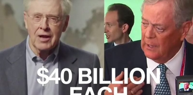 Koch Brothers Influence in Energy Politics