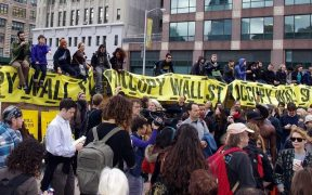 Occupy Wall Street Movement FBI Monitoring