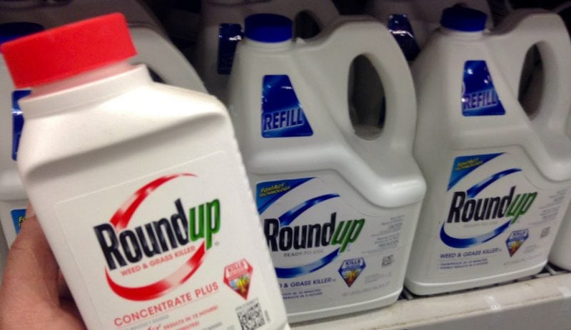 Monsanto Facing First Ever Billion Dollar Lawsuit Over Roundup