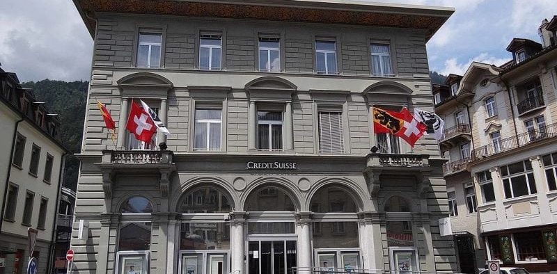 credit suisse fined