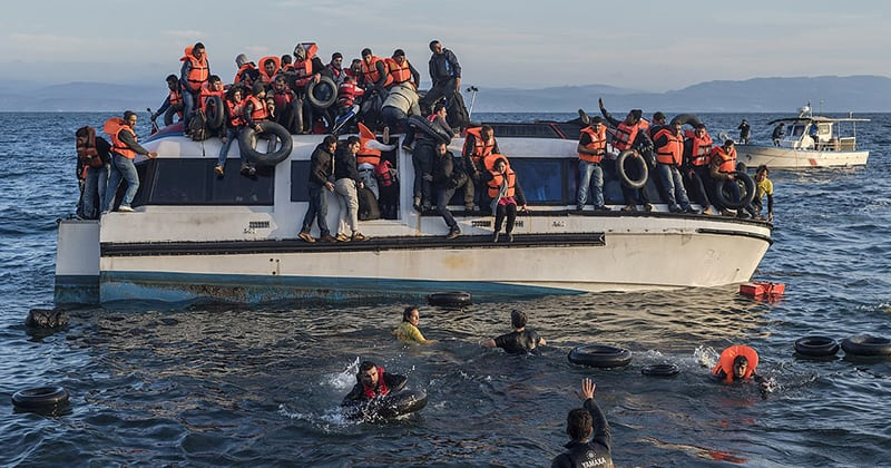 Italy's Interior Minister Promises To Allow 'Not One More Boat' Of Migrants