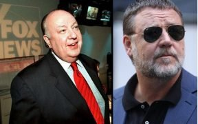 Russell Crowe to star as Roger Ailes in new Showtime Series