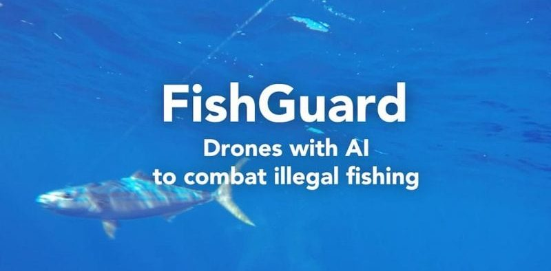 Africa drone illegal fishing