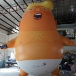Is the Trump Baby Blimp Going on a World Tour?