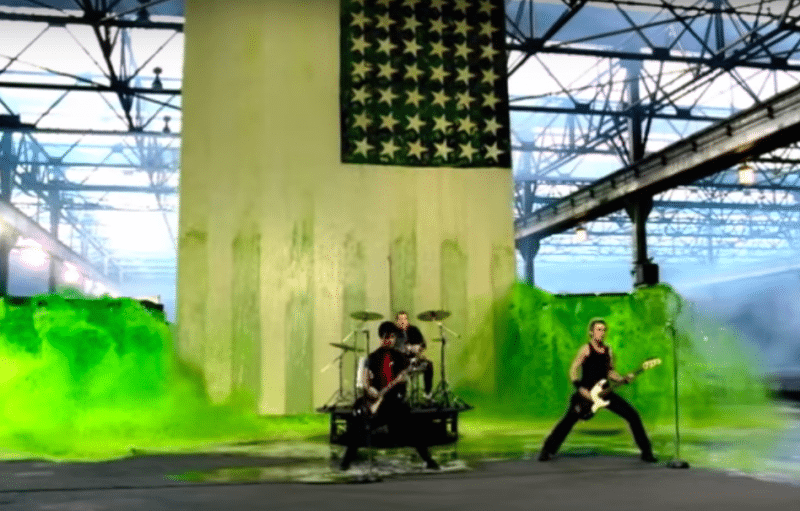 British Campaign Aims to Make Green Day's 'American Idiot' the No. 1 Song for Trump's UK Visit