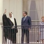 The Secret Deal That Formed the US and Saudi Arabia's Special Relationship