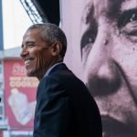 Obama Speaks at Ceremony Honoring Mandela, Criticizes 'Strongman Politics'