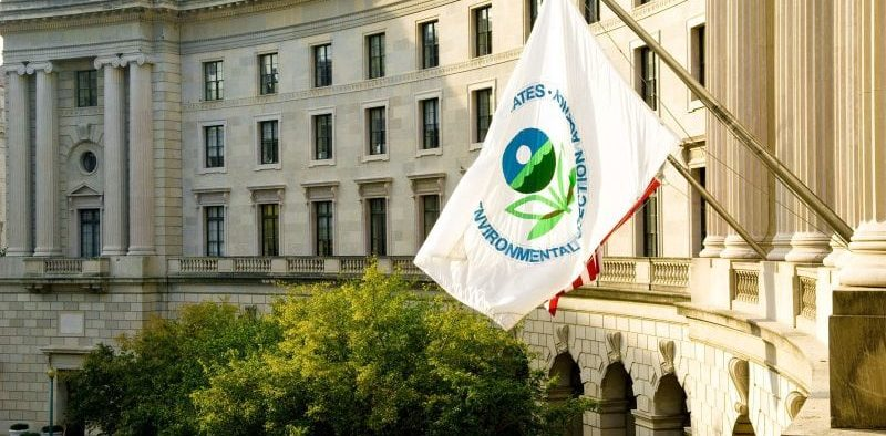 US Environmental Protection Agency Building