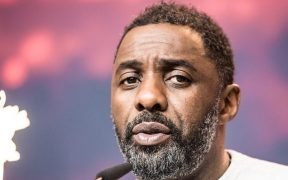 Picture of Idris Elba in Berlin, 2018