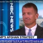 Behind Blackwater Founder, Erik Prince's Plan to Privatize the Afghanistan War