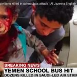 Saudi Airstrike on Yemen School Bus Kills at Least 50, Mostly Children
