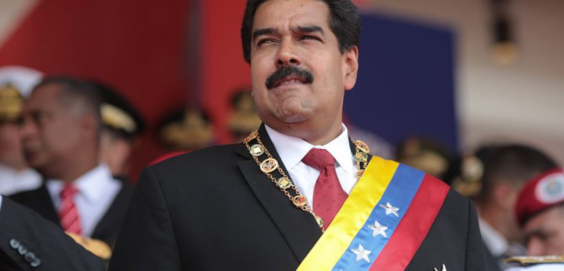 Photo of Nicolas Maduro, President of Venezuela
