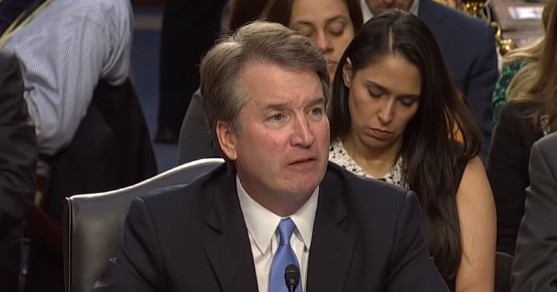 Kavanaugh Accused of Participation in Gang Rapes