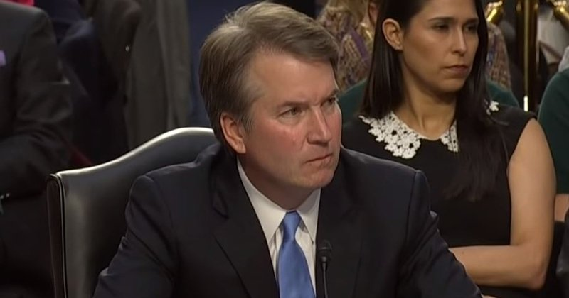 Judge Kavanaugh Accuser Comes Forward, Tells Her Name And Story