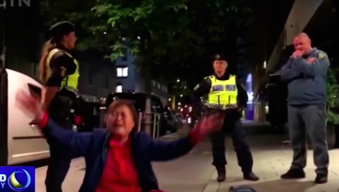 Swedish Police Treatment of Chinese Tourists Escalates Into Diplomatic Tensions