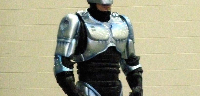 Photo of RoboCop from the original movie