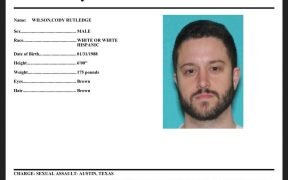 US Marshalls Wanted Poster for Cody Wilson who allegedly had sex with a juvenile female and is now on the run.