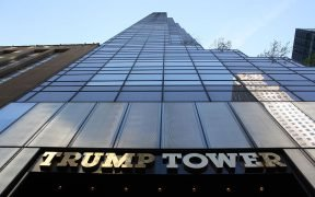 Trump Tower, Trump-Organisation in neuer Betrugsklage genannt