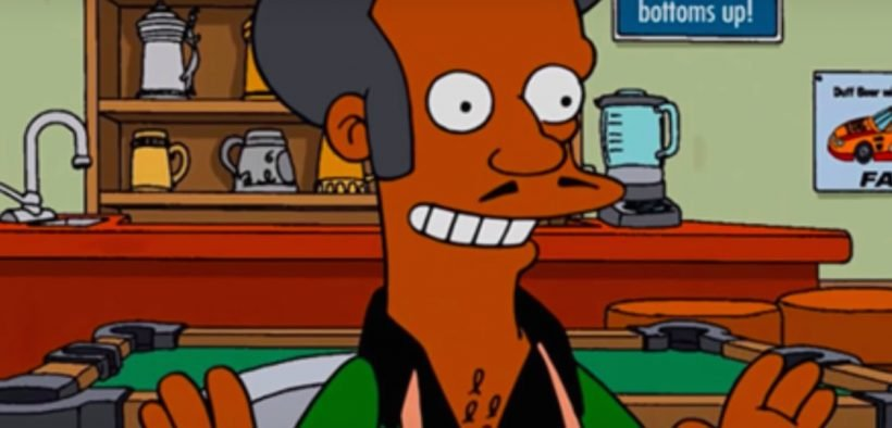 Apu der Simpsons