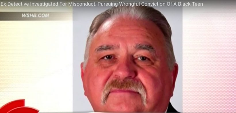 screenshot of Kansas City Cop Roger Golubski who is accused of extorting poor black women for sexual favors.