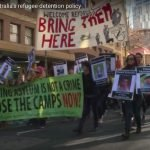 Suicidal Children, Refugees Detained For Years, Australians Protest Offshore Detention Centers