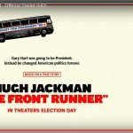 'The Front Runner' Asks: Is a Politician's Personal Life Relevant?