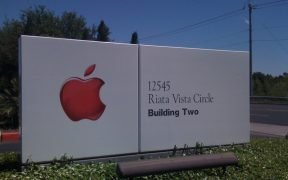 Apple's campus in Austin, Texas