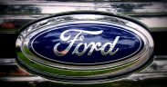 Emblema da Ford. (Imagem via Flickr, Michael Sheehan)