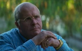 Christian Bale als Dick Cheney in Vice