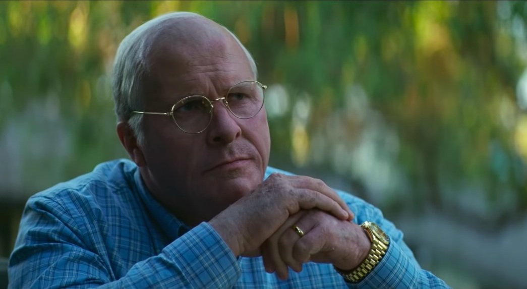 Just in Time for Christmas, 'Vice' Brings a Flashback to Bush-Cheney Years
