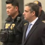 Cohen Sentenced To 3 Years, Hammers President Trump