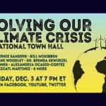 Bernie Sanders' 'Solving Our Climate Crisis' Town Hall Wrap-Up