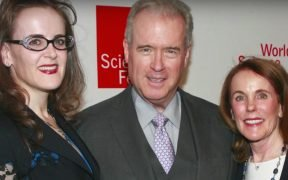 Rebekah y Robert Mercer