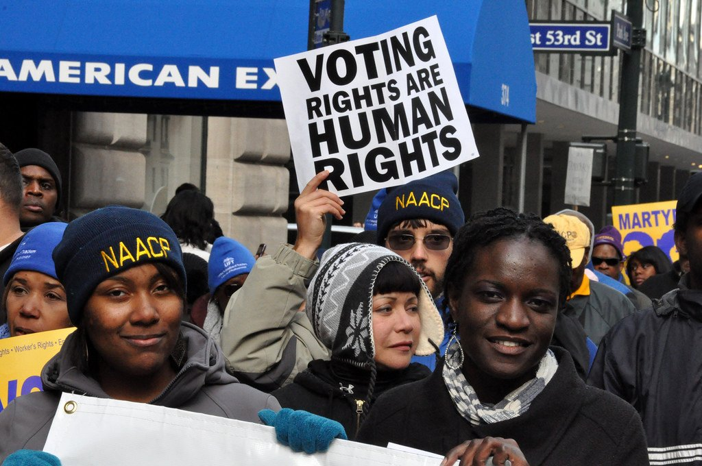 Major Voting Rights Victory in Florida as Judge Rules on Felon Voting Rights