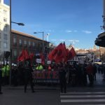 Uber Defeated in Spain Thanks to Taxi Driver Protest