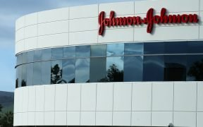 A Johnson & Johnson building is shown in Irvine, California, U.S., January 24, 2017. REUTERS/Mike Blake/File Photo