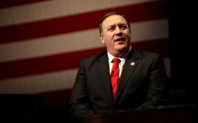 Mike Pompeo parla al CPAC 2012 a Washington, DC