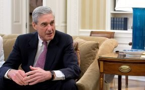 Then-FBI Director Robert Mueller on July 20, 2012. (Official White House Photo by Pete Souza)