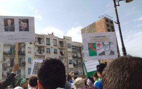 Algerian Protests (Photo: Soumia)